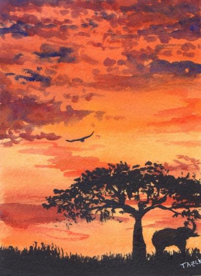 africasilhouette
