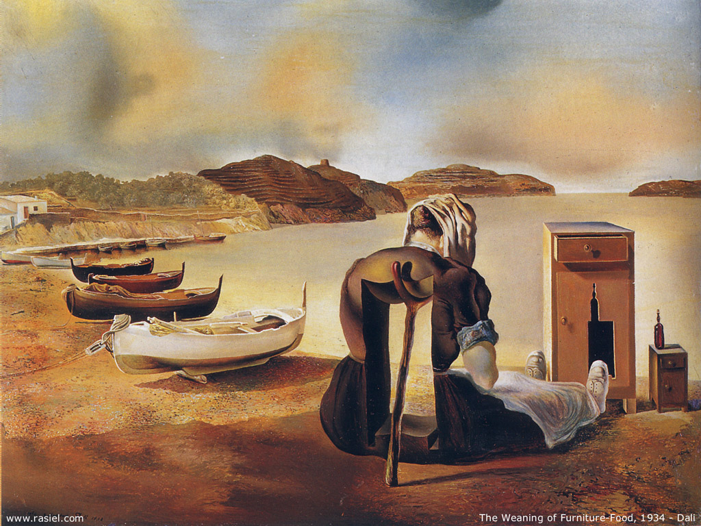 famous surrealist paintings - 1024×762